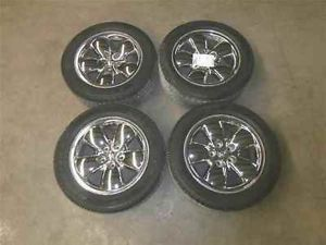 "02 05 Dodge RAM 1500 20"" Wheels Rims Set 4"
