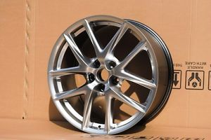 "19"" LFA Style Hyper Silver Wheels Rims Fit Lexus IS300 IS250 is350 Is F"