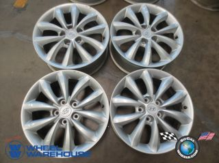"Four 06 08 Hyundai azera Factory 17"" Wheels Rims 70720"