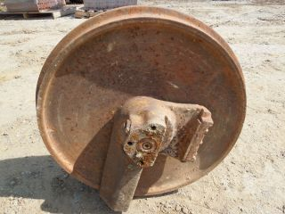 Fiat Allis FD5 FD7 Bulldozer Idler Wheel