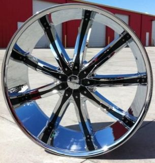 "20"" DW29 Wheels Rims Tires 5x108 Lincoln LS Thunderbird Windstar Jaguar"
