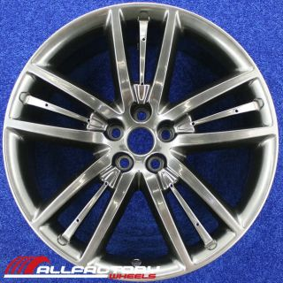 "Jaguar XJ XF XK 20"" 2009 2010 2011 Factory Rim Wheel Rear HSS 59845"