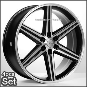 "26"" 5 or 6LUG IROC Wheels Rims Escalade Chevy Ford Infiniti H3 Silverado Yukon"