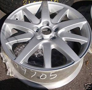 "17"" 2000 01 02 03 Jaguar s Type Alloy Wheel Rim"