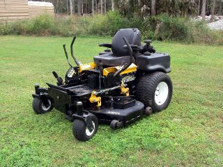 "2004 Cub Cadet 54"" Commercial M54 Tank Zero Turn Mower Kawasaki Engine"