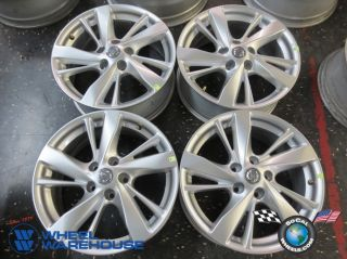 "Four 2013 Nissan Altima Factory 17"" Wheels Rims 62593 Maxima Juke"