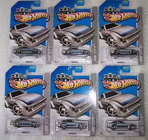 2013 Hot Wheels Treasure Hunt Falcon