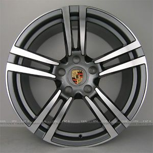 "22"" Porsche Panamera Style Wheels Rims for Cayenne VW Touareg Audi Q7 22x10 4NEW"