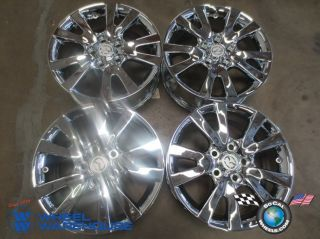 Four 07 09 Mazda 3 Factory 16 Chrome Wheels Rims 64894 Outright Sale