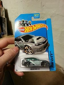 2014 Hot Wheels Treasure Hunt Subaru WRX STI