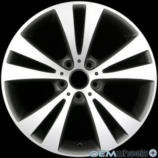 "18"" Gunmetal Euro Wheels Fits VW CC EOS Golf GTI Jetta MK5 MKV Passat B6 Rims"