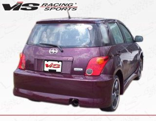 2004 2007 Scion XA 4DR Falcon Vis Full Body Kit