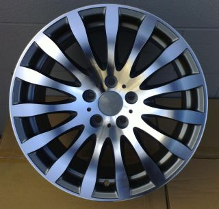 4 18x8 7 Series Style Wheels for BMW 7 or 5 Series