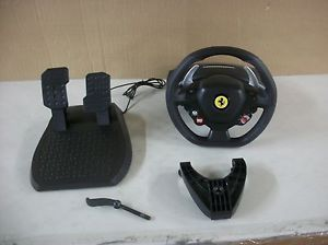 Thrustmaster VG Ferrari 458 Italia Racing Wheel for Xbox PC