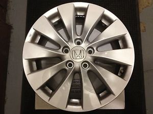 2013 Honda Accord EXL V6 Factory Wheels Rims Set of 4