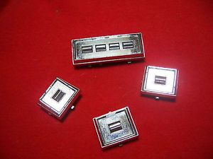 Power Window Switches 1960's Used Dodge Plymouth Fury Mopar Parts