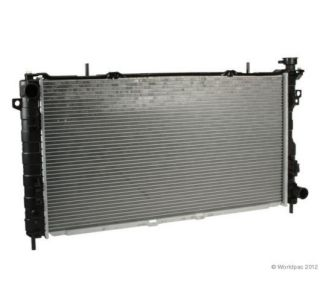 New Metrix Radiator Town Country Dodge Caravan 2007 2006 2005 Grand Chrysler