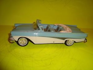 AMT 1958 Ford Fairlane Conv Promo Model Parts Car