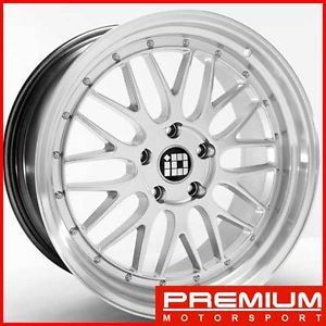 "18"" inch Rims Wheels LM Style Wheels BMW 330i 335i 525i 528i 530i Wheels"