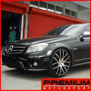 20 inch Giovanna Kilis Rims Wheels Benz S500 S550 S600 Rims Mercedes Benz