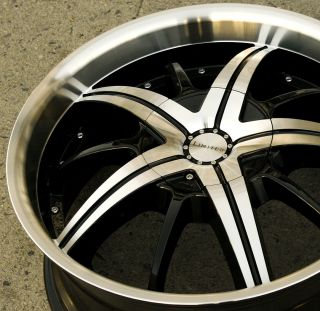 Limited 097 20 x 8 5 Black L1 Rims Wheels Volvo C30 08 Up 5H 34