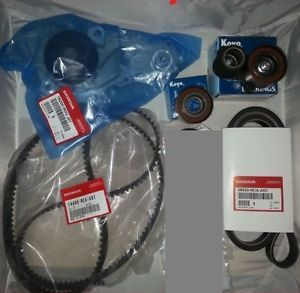 Genuine Honda Acura Timing Belt Water Pump Kit Factory Service Parts