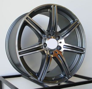 "19"" AMG Wheels Rims Fit Mercedes CLK320 CLK350 CLK500"