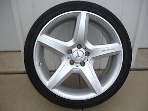 "Mercedes Benz AMG 19"" Alloy Wheels Rims E CL SL s"