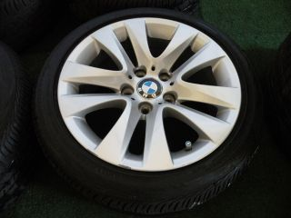 17 BMW 3 Series Wheels Factory 323 325 328 330 335 E46 E90 E91 E92 E93 Tires