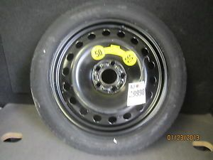 Volvo XC60 Emergency Donut Spare Tire Wheel Rim 2010 2011 2012 10 11 12