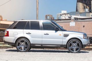 "22"" Range Rover HSE Supercharged Rohana RC5 Machined Concave Wheels Rims"