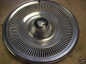 1969 69 Buick Wildcat Hubcap Wheel Cover 15""