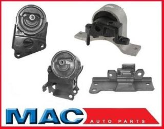 2004 2005 Nissan Maxima SE Engine Motor Transmission Mount Kit No Sensors