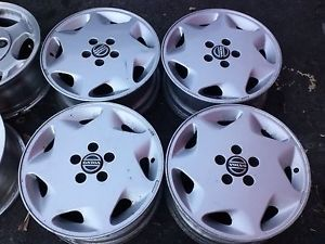 Volvo 16inch Wheels Rims Wheels Factory Alloy Silver 1999 2000 01 02 03 04