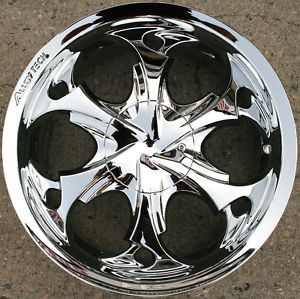 Alloy Tech AT957 18 x 7 5 Chrome Rims Wheels Volvo XC90 03 Up 5H 38