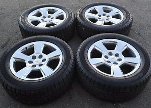 "20"" Chevrolet Silverado 1500 Truck Wheels Rims Tires Factory 2014"