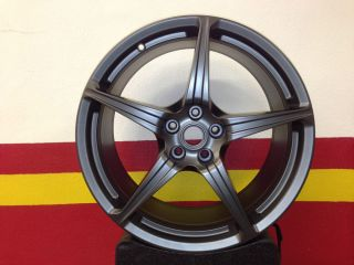 Ferrari 16M Forged Scuderia Wheels Kit for F430