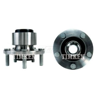 TIMKEN HA590323 Front Wheel Hubs Bearings Pair Set for Volvo C30 C70 S40 V50