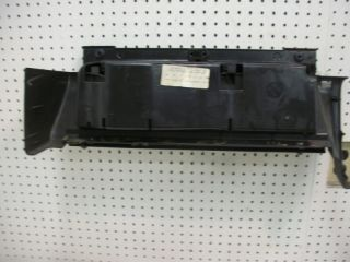 Glove Box Assembly Interior Dash Panel Jeep Grand Cherokee 96 97 98