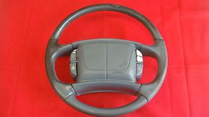 95 96 Buick Riviera Steering Wheel and Air Bag