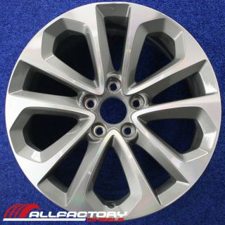 "Honda Accord 18"" 2013 Factory Wheel Rim 64048"