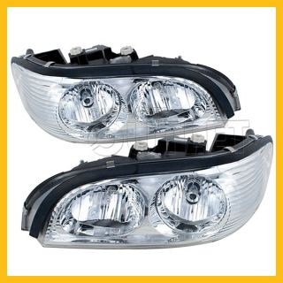 97 05 Buick Park Ave Avenue Base Ultra Left Right Pair Head Light Lamp Set Assy