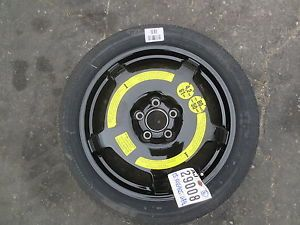 Mercedes Benz E350 E550 Emergency Spare Tire Wheel Rim 2010 2011 2012 2013