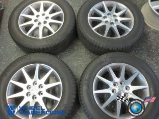 Four 2013 Buick Enclave Factory 19 Wheels Tires Rims 5286 Acadia Outlook