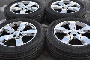Jeep Grand Cherokee Overland Rims