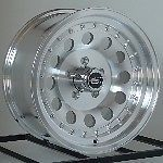 "16 inch Wheels Rims Jeep Wrangler Cherokee Ford Ranger Five Lug 5x4 5 16x8"" New"