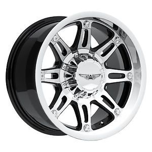 "CPP American Eagle 027 Wheels Rims 20x9"" Fits Chevy GMC 2500HD 2011 2012 2013"