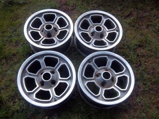 14 x 6 Alfa Romeo Momo Mag Wheels Rims 4x108mm Giulia Spider Berlina GTV 2000