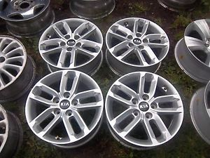 16 Kia Optima Soul Factory Wheels Rims 74637 06 13