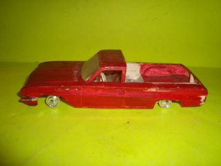 1 25 Scale Model Car Parts 1962 Buick Special Parts Car